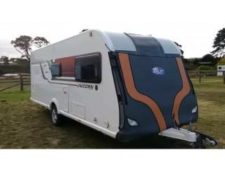 Bailey Unicorn Valencia Caravan
