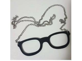 Fashion Glasses frames necklace